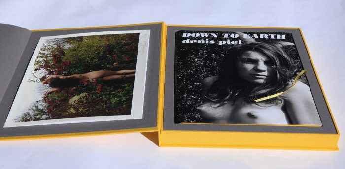 Exclusive to the deluxe Clamshell Box edition of DOWN TO EARTH,which number 1- 30 from the total printing of 500 copies of the bookLimited-edition 24x30 cm archival pigment print Down to Earth No. 51Edition No. 24/30